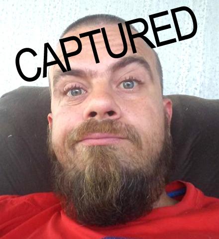 Fugitive CAPTURED