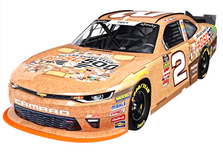 Small business NASCAR