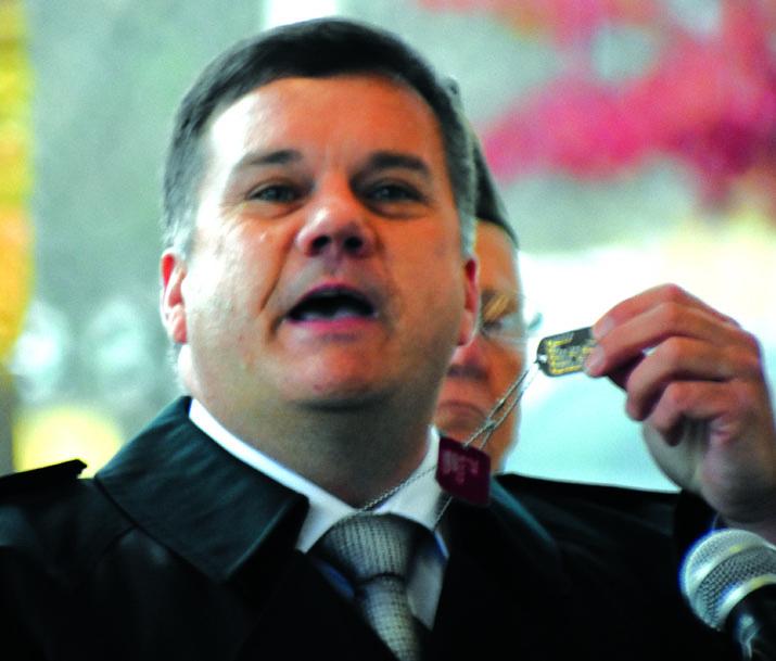 Tony Britt, speaker