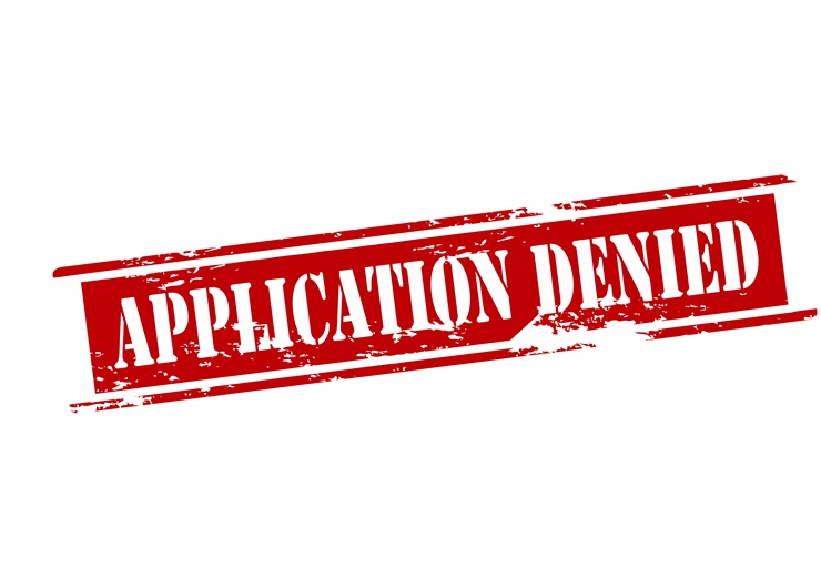 Application Denied